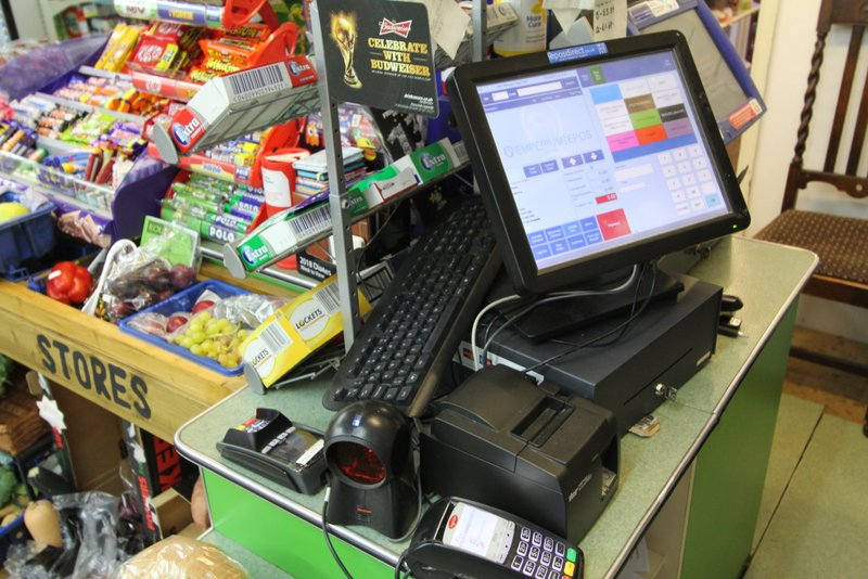 EPOS Retail System