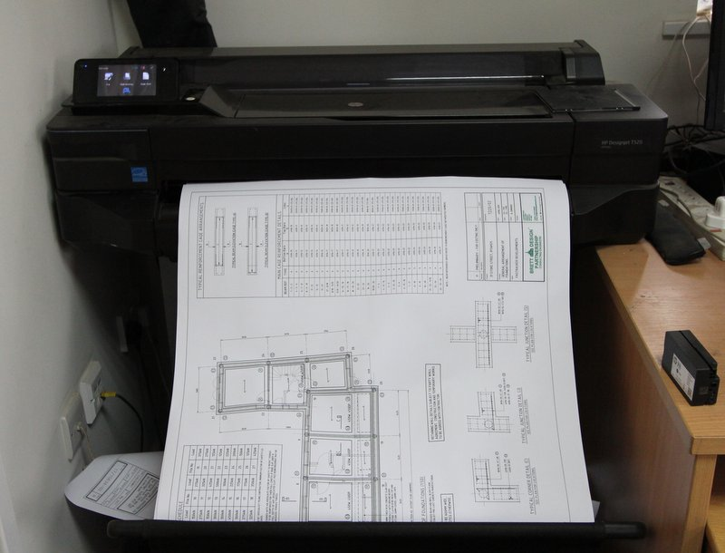 A1 Size Plotter/Printer