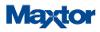 maxstor  logo